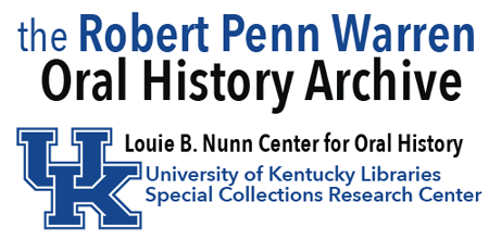 The Robert Penn Warren Oral History Archive